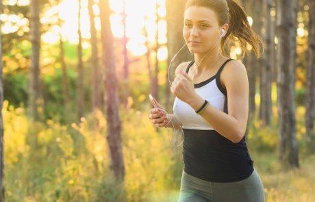 נקודת מבט של המטופל: ריצה עם בריחת שתן